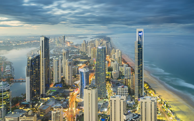 Gold Coast Accommodation in Brisbane