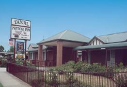 Tanjil Motor Inn - Accommodation in Brisbane