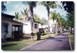 Finemore Tourist Park - Accommodation in Brisbane