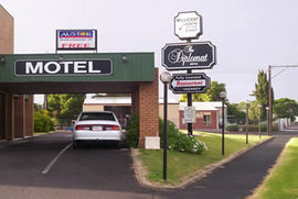 The Diplomat Motel - Accommodation in Brisbane