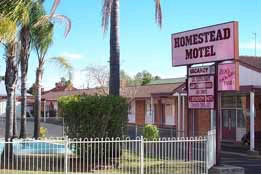 The Homestead Motor Inn - Accommodation in Brisbane