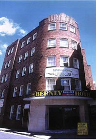Bernly Private Hotel - Accommodation in Brisbane