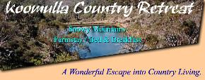 Koomulla Country Retreat - Accommodation in Brisbane