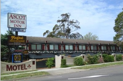Ascot Motor Inn - Accommodation in Brisbane