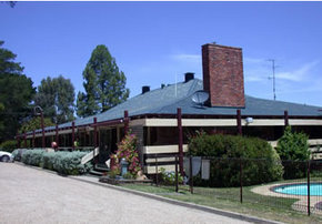 Golden Heritage Motor Inn - Accommodation in Brisbane