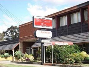 Town  Country Motel - Accommodation in Brisbane