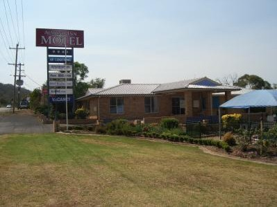 Almond Inn Motel - Accommodation in Brisbane