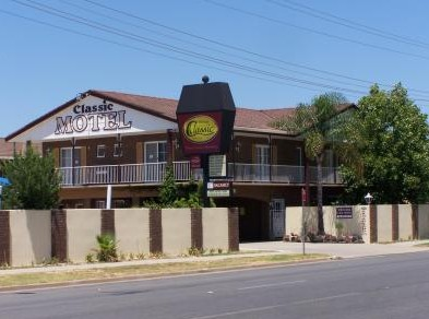 Albury Classic Motor Inn - Accommodation in Brisbane