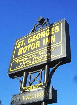 St Georges Motor Inn - Accommodation in Brisbane