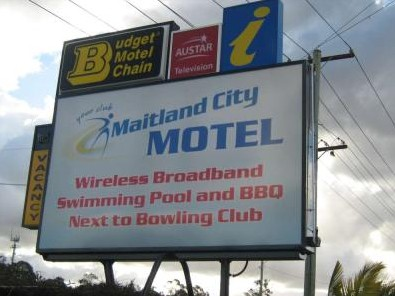 Maitland City Motel - Accommodation in Brisbane