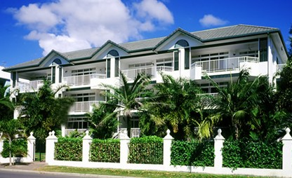 Costa Royale Beachfront Apartments - Accommodation in Brisbane