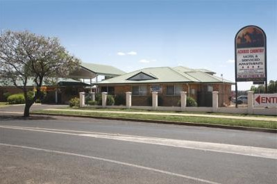 Across Country Motor Inn - Accommodation in Brisbane