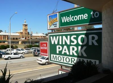 Albury Winsor Park Motor Inn - Accommodation in Brisbane