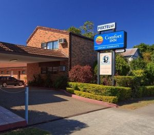 Airport Admiralty Motel - Accommodation in Brisbane