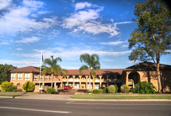 Cumberland Motor Inn - Accommodation in Brisbane