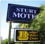 Sturt Motel - Accommodation in Brisbane