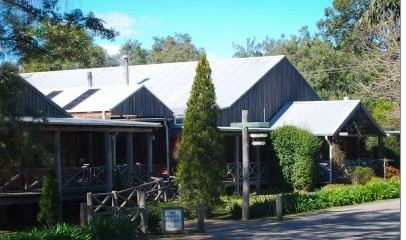 Riverwood Downs - Accommodation in Brisbane