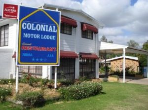 Colonial Motor Lodge - Accommodation in Brisbane