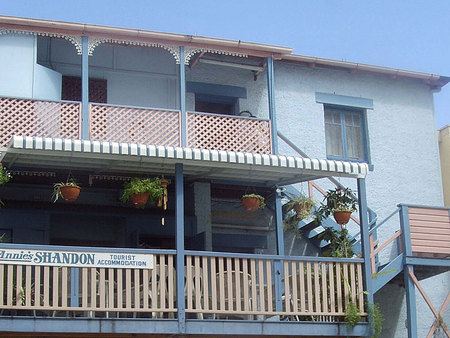 Annies Shandon Inn - Accommodation in Brisbane
