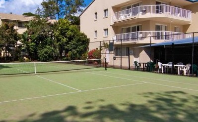 Paradise Grove Holiday Apartments - Accommodation in Brisbane