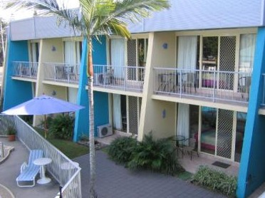 Yamba Sun Motel - Accommodation in Brisbane