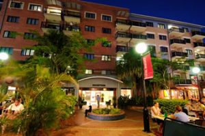 Central Brunswick Apartment Hotel - Accommodation in Brisbane