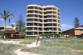 Spindrift On The Beach - Accommodation in Brisbane