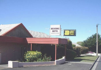 Belvedere Motel - Accommodation in Brisbane