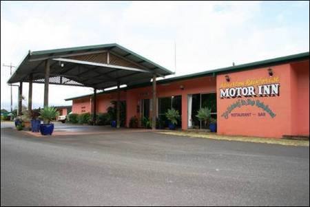 Atherton Rainforest Motor Inn - Accommodation in Brisbane
