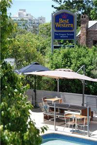 Best Western Gregory Terrace Motor Inn - Accommodation in Brisbane