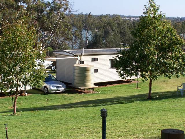 Robinvale Weir Caravan Park - Accommodation in Brisbane