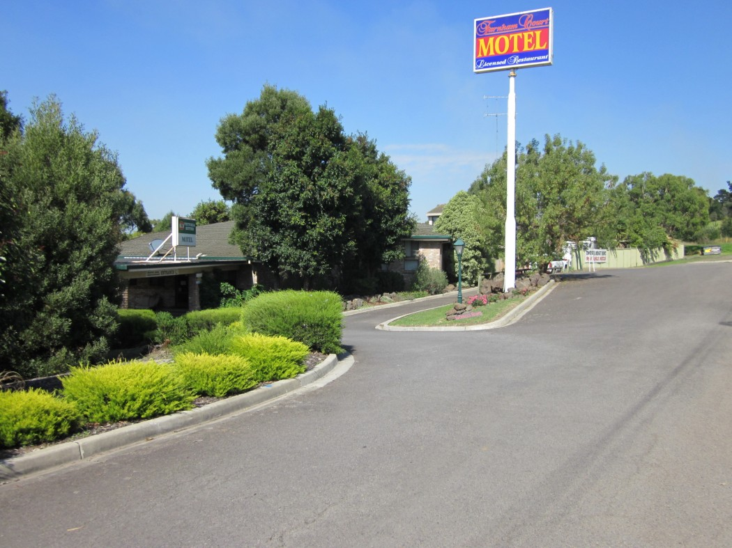 Farnham Court Motel - Accommodation in Brisbane