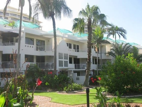 Camargue Beachfront Apartments