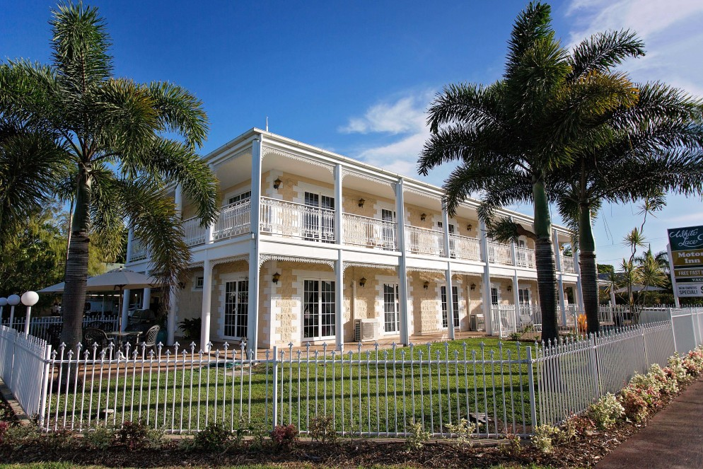 White Lace Motor Inn - Accommodation in Brisbane