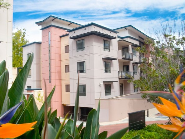 Mounts Bay Waters Apartments - Accommodation in Brisbane