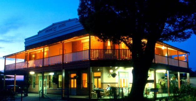 Abernethy Guesthouse - Accommodation in Brisbane