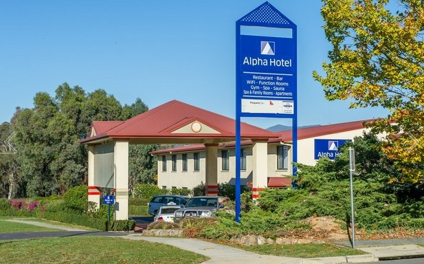 Alpha Hotel Canberra - Accommodation in Brisbane