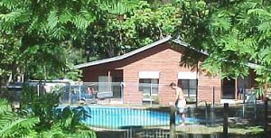 Glass House Mountains Holiday Village - Accommodation in Brisbane