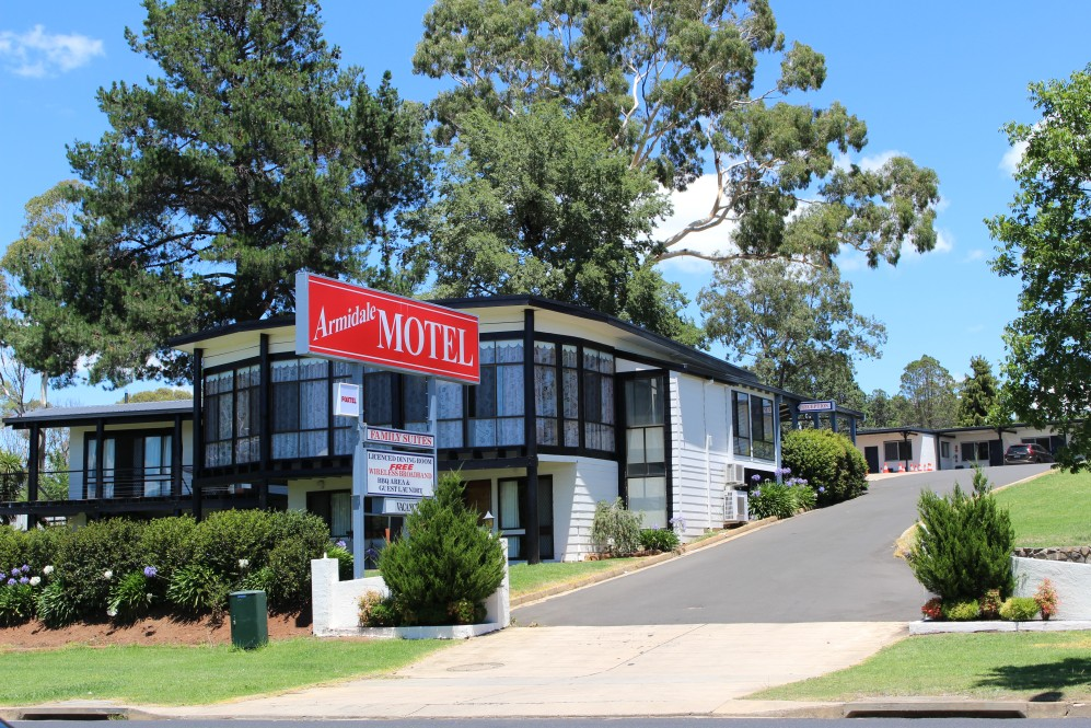 Armidale Motel - Accommodation in Brisbane