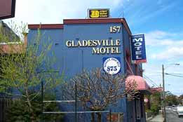 Gladesville Motel - Accommodation in Brisbane
