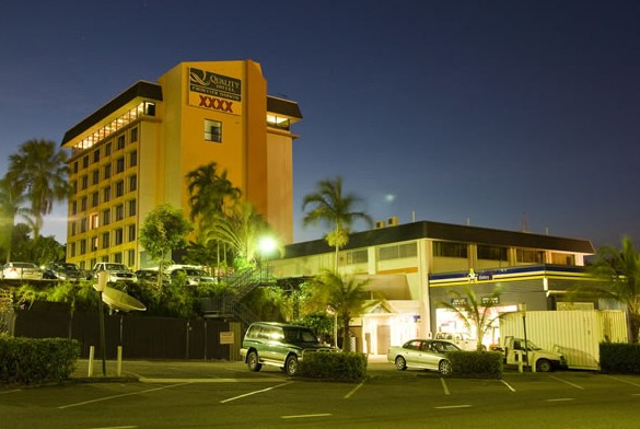 Quality Hotel Frontier Darwin - Accommodation in Brisbane