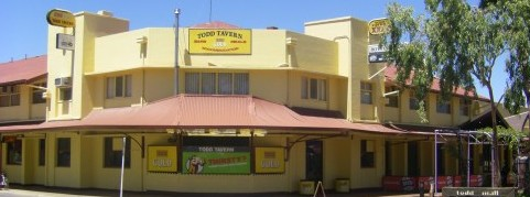 Todd Tavern - Accommodation in Brisbane