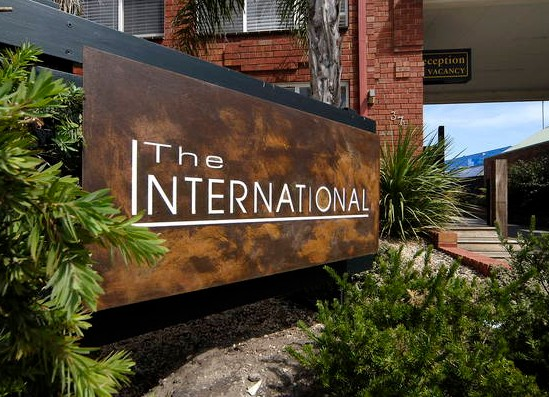 Comfort Inn The International - Accommodation in Brisbane