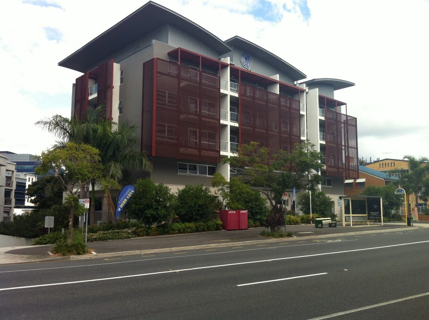 Ruth Fairfax House Accommodation - QCWA - Accommodation in Brisbane