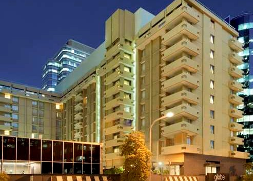 Parmelia Hilton - Accommodation in Brisbane