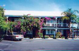 Mineral Sands Motel - Accommodation in Brisbane