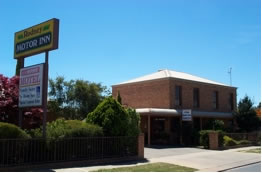 Rodney Motor Inn - Accommodation in Brisbane