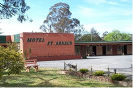 Motel St Arnaud - Accommodation in Brisbane