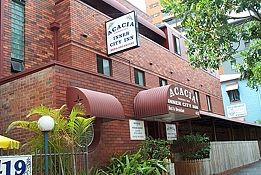 Acacia Inner City Inn - Accommodation in Brisbane