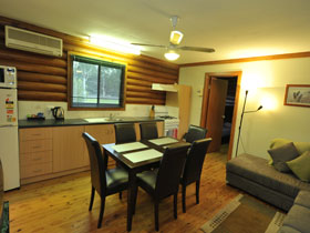 Western KI Caravan Park Cabins - Accommodation in Brisbane
